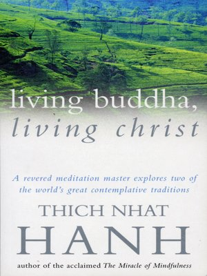 cover image of Living Buddha, Living Christ