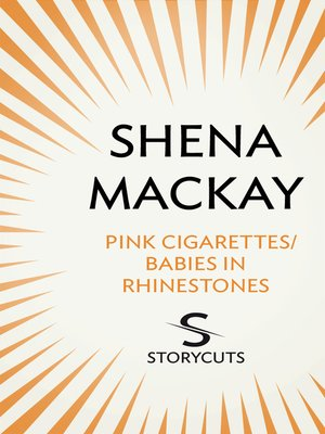cover image of Pink Cigarettes/Babies in Rhinestones