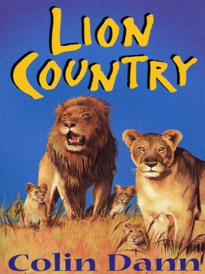 cover image of Lion Country