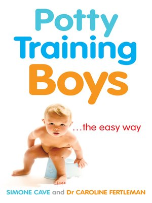 cover image of Potty Training Boys