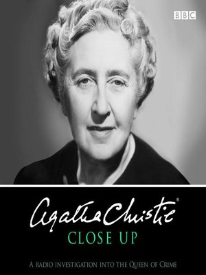 cover image of Agatha Christie Close Up