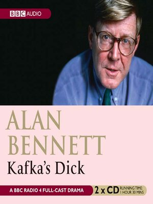 cover image of Kafka's Dick