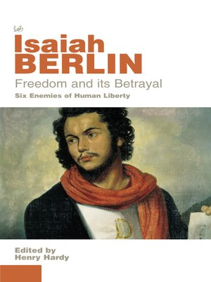 cover image of Freedom and Its Betrayal