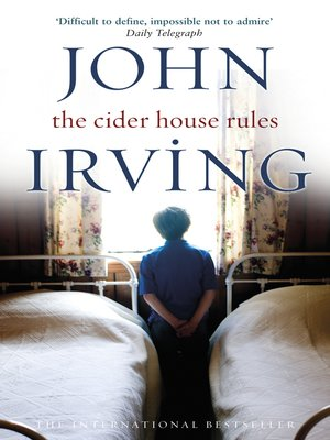 cover image of The Cider House Rules