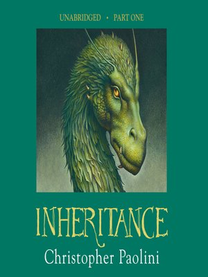 cover image of Inheritance, Part One