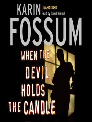 cover image of When the Devil Holds the Candle