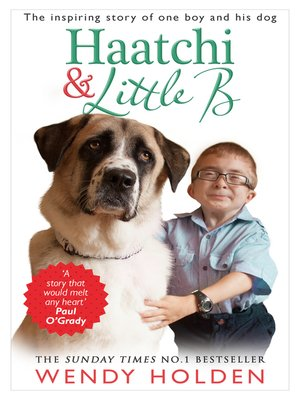 cover image of Haatchi and Little B