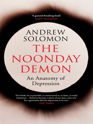 cover image of The Noonday Demon
