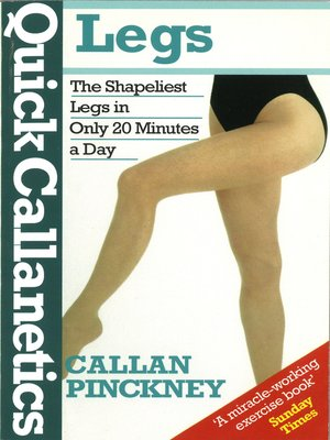 cover image of Quick Callanetics--Legs