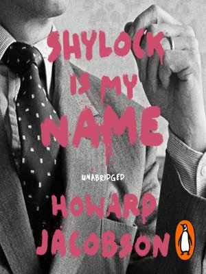 cover image of Shylock is My Name