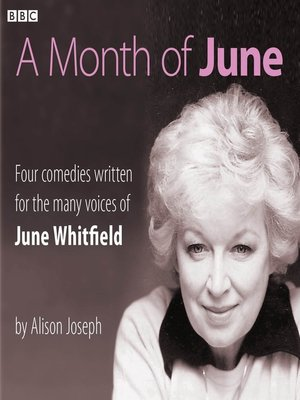 cover image of A Month of June