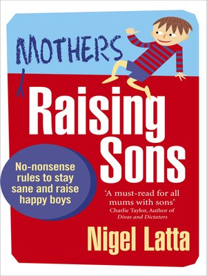 cover image of Mothers Raising Sons