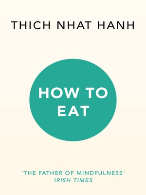 cover image of How to Eat