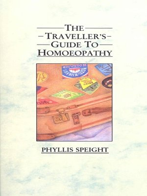 cover image of The Traveller's Guide to Homoeopathy