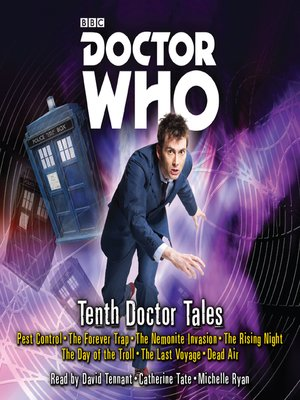 cover image of Doctor Who, Tenth Doctor Tales
