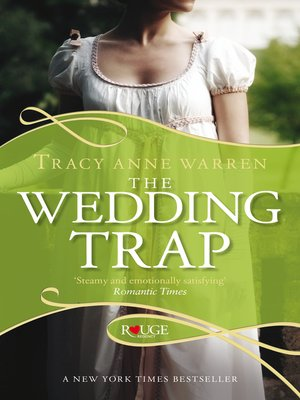 cover image of The Wedding Trap, a Rouge Regency Romance