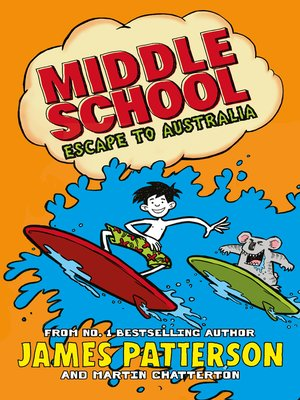 cover image of Middle School, Escape to Australia