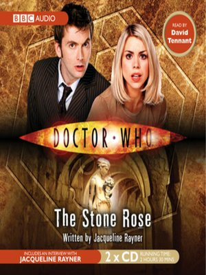 cover image of Doctor Who--The Stone Rose