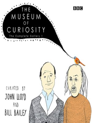 cover image of The Museum of Curiosity--Series 1