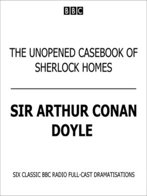 cover image of The Unopened Casebook of Sherlock Holmes