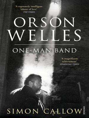 cover image of Orson Welles, Volume 3