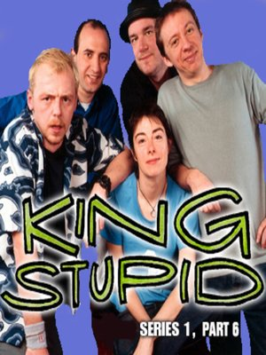 cover image of King Stupid, Series 1, Part 6