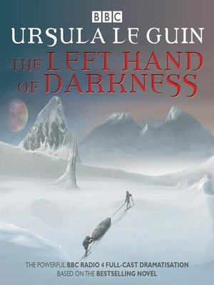 cover image of The Left Hand of Darkness
