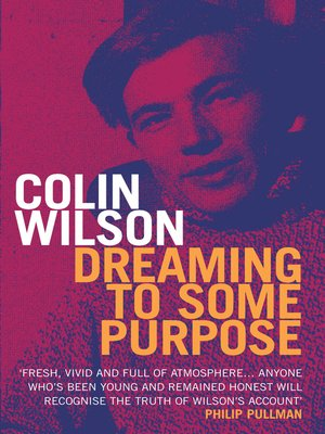 cover image of Dreaming to Some Purpose