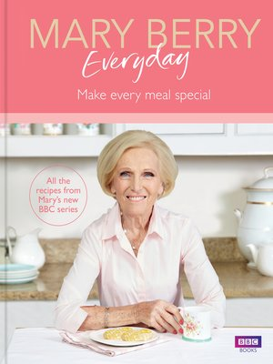 cover image of Mary Berry Everyday