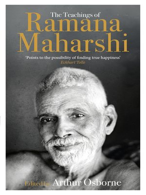 cover image of The Teachings of Ramana Maharshi (The Classic Collection)