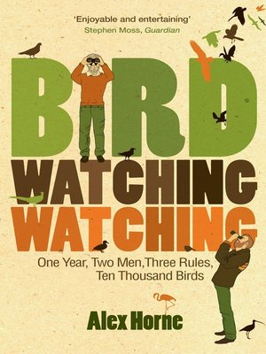 cover image of Birdwatchingwatching
