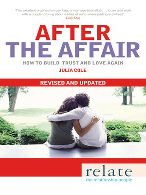 cover image of Relate--After the Affair