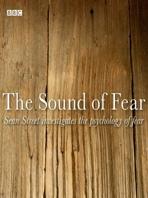 cover image of The Sound of Fear
