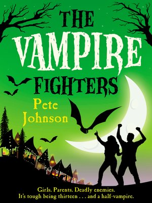 cover image of The Vampire Fighters