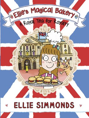 cover image of A Royal Tea for Royalty