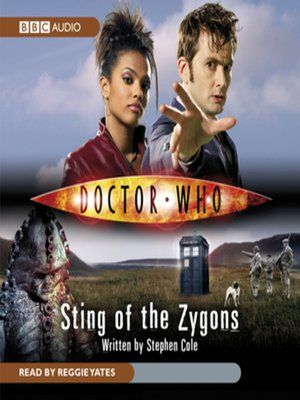 cover image of The Sting of the Zygons