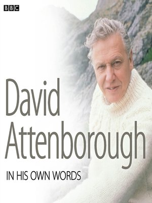 cover image of David Attenborough in His Own Words