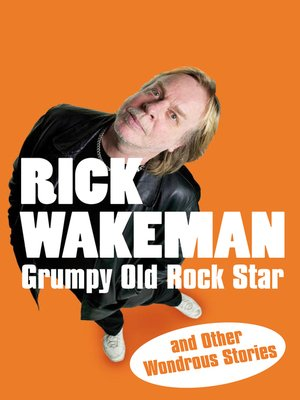 cover image of Grumpy Old Rock Star