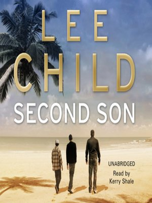 Lee Child Second Son Pdf