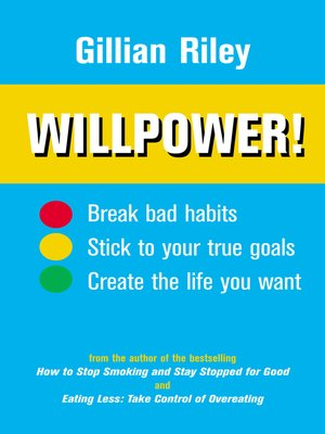 cover image of Willpower!