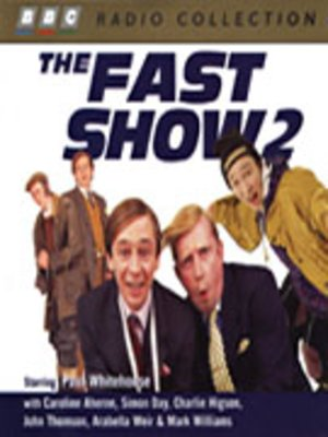 cover image of The Fast Show 2