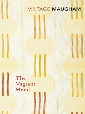 cover image of The Vagrant Mood