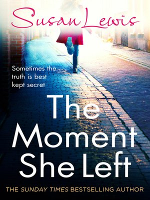 cover image of The Moment She Left