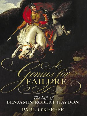 cover image of A Genius for Failure