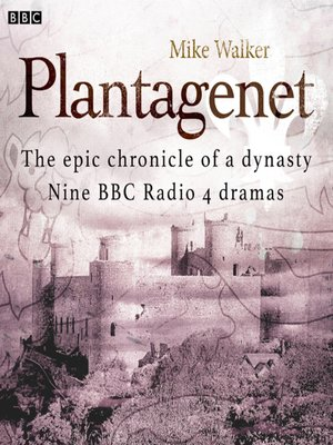 cover image of Plantagenet--The epic chronicle of a dynasty