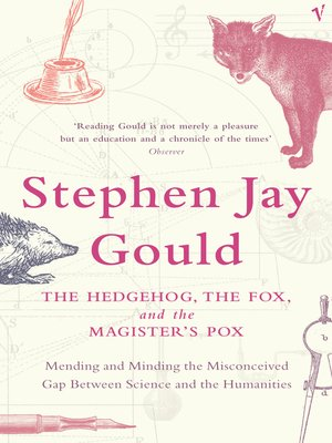 cover image of The Hedgehog, the Fox and the Magister's Pox