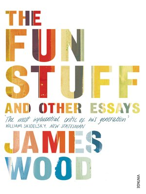 cover image of The Fun Stuff and Other Essays