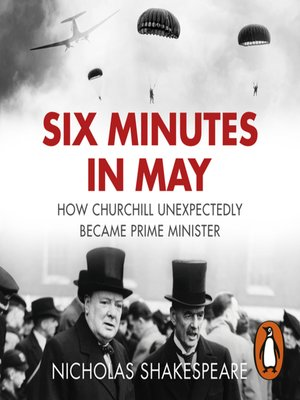 cover image of Six Minutes in May