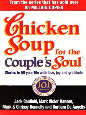 cover image of Chicken Soup For the Couple's Soul