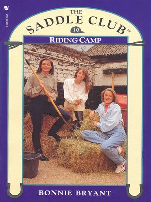 cover image of Riding Camp